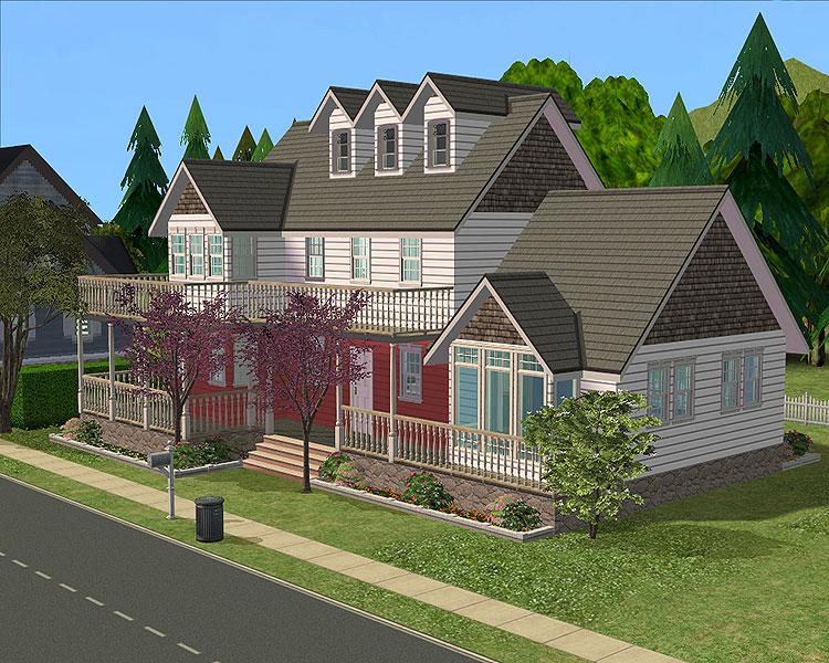 Häuservorstellung: Julsfels baut im Feenwald - Seite 6 - Sim Forum