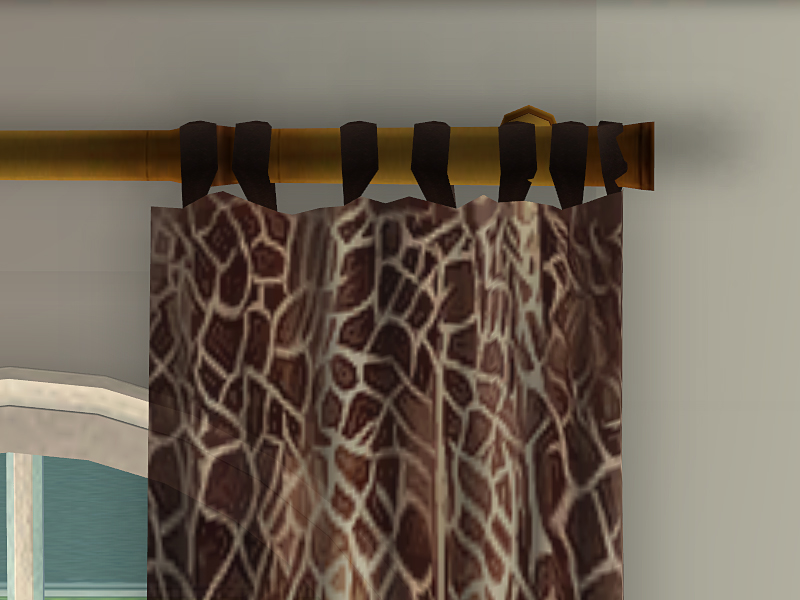 gardinen deko bambus gardinenstange gardinen. Black Bedroom Furniture Sets. Home Design Ideas